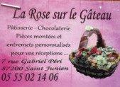 Chocolats de Pâques de la Rose sur le Gâteau!